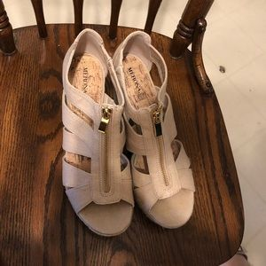 Merona wedges size 9.5